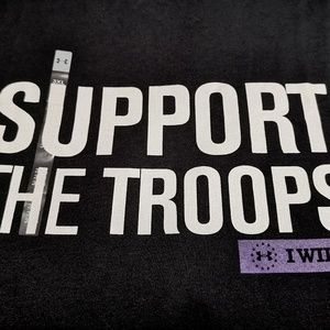 UA x Support the Troops Freedom Tee